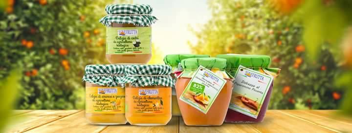 Marmalades and jams from Bioagrumi