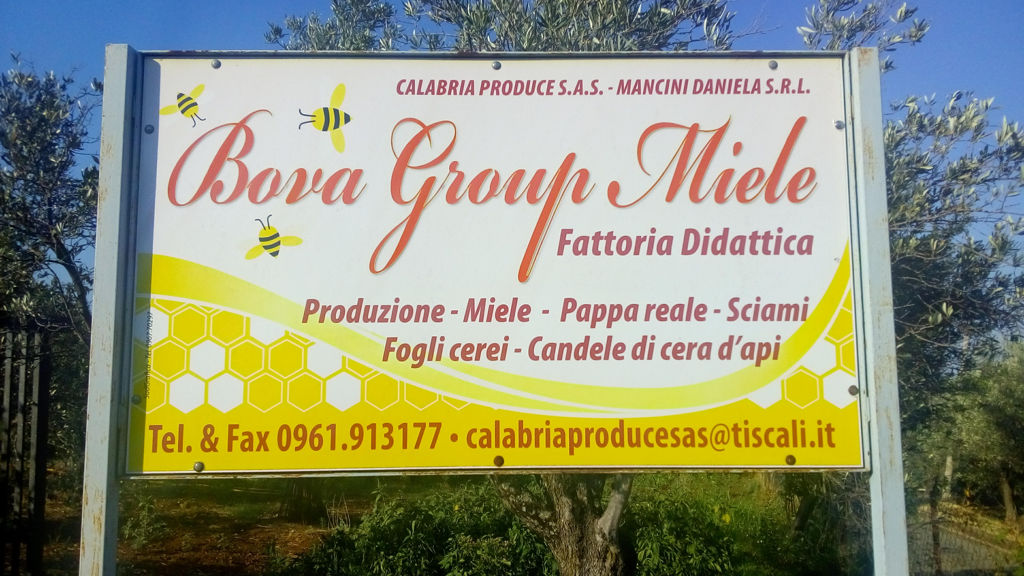Bova Group Miele - Calabria Produce Sas