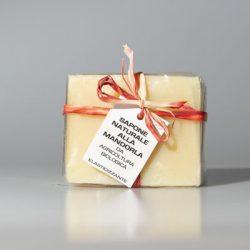 Salute e Benessere - Sapone Naturale alla Mandorla - TuttoCalabrese - Made in Calabria